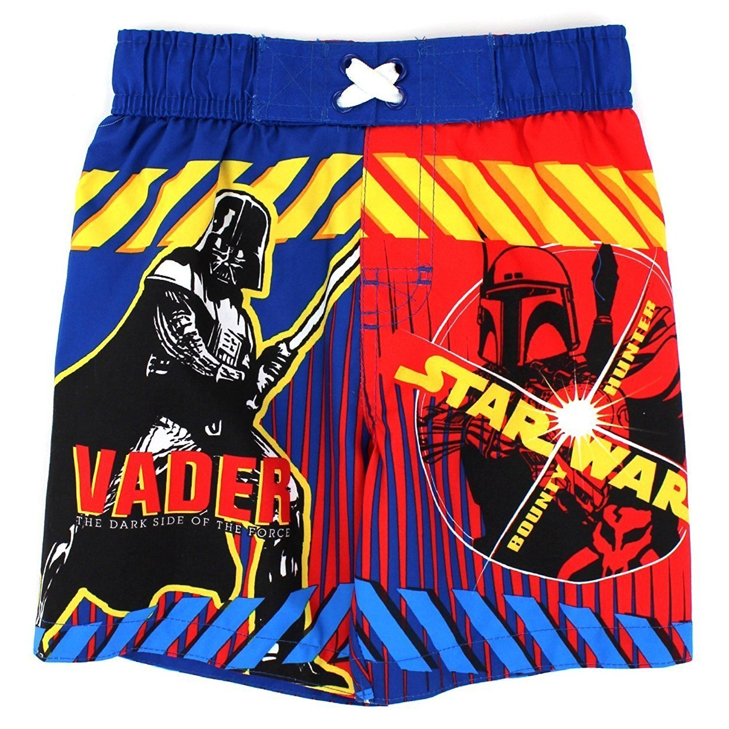 Star Wars Little Boys Swim Trunk Disney 35446-P