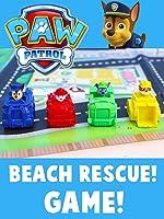Paw Patrol Beach Cruiser Game Toy Unboxing [OV]