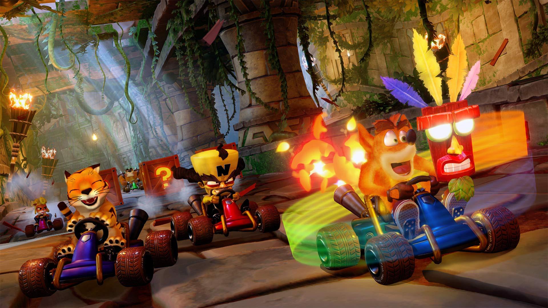 Crash Team Racing - Nitro Fueled - Xbox One by Activision (Image #6)