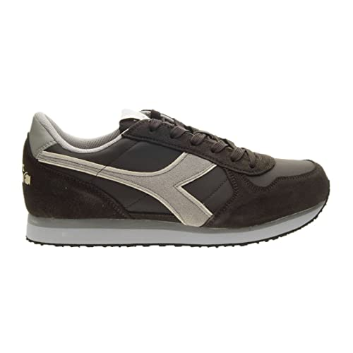 DIADORA SNEAKERS K RUN L II MARRONE 170825 C7048