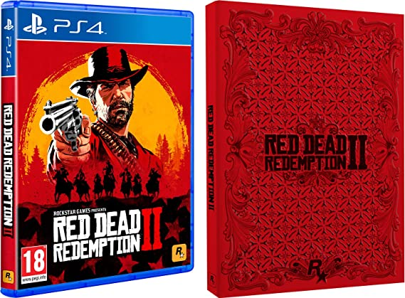 Red Dead Redemption 2 + Steelbook da Collezione - Bundle Limited ...