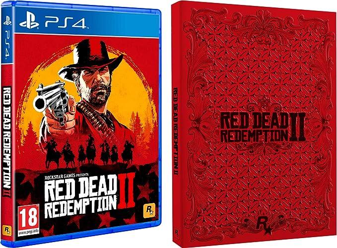 Red Dead Redemption 2 + Steelbook da Collezione - Bundle Limited - PlayStation 4 [Importación italiana]: Amazon.es: Videojuegos
