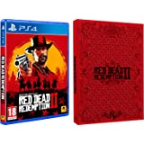 Red Dead Redemption 2 + Steelbook da Collezione - Bundle Limited - PlayStation 4