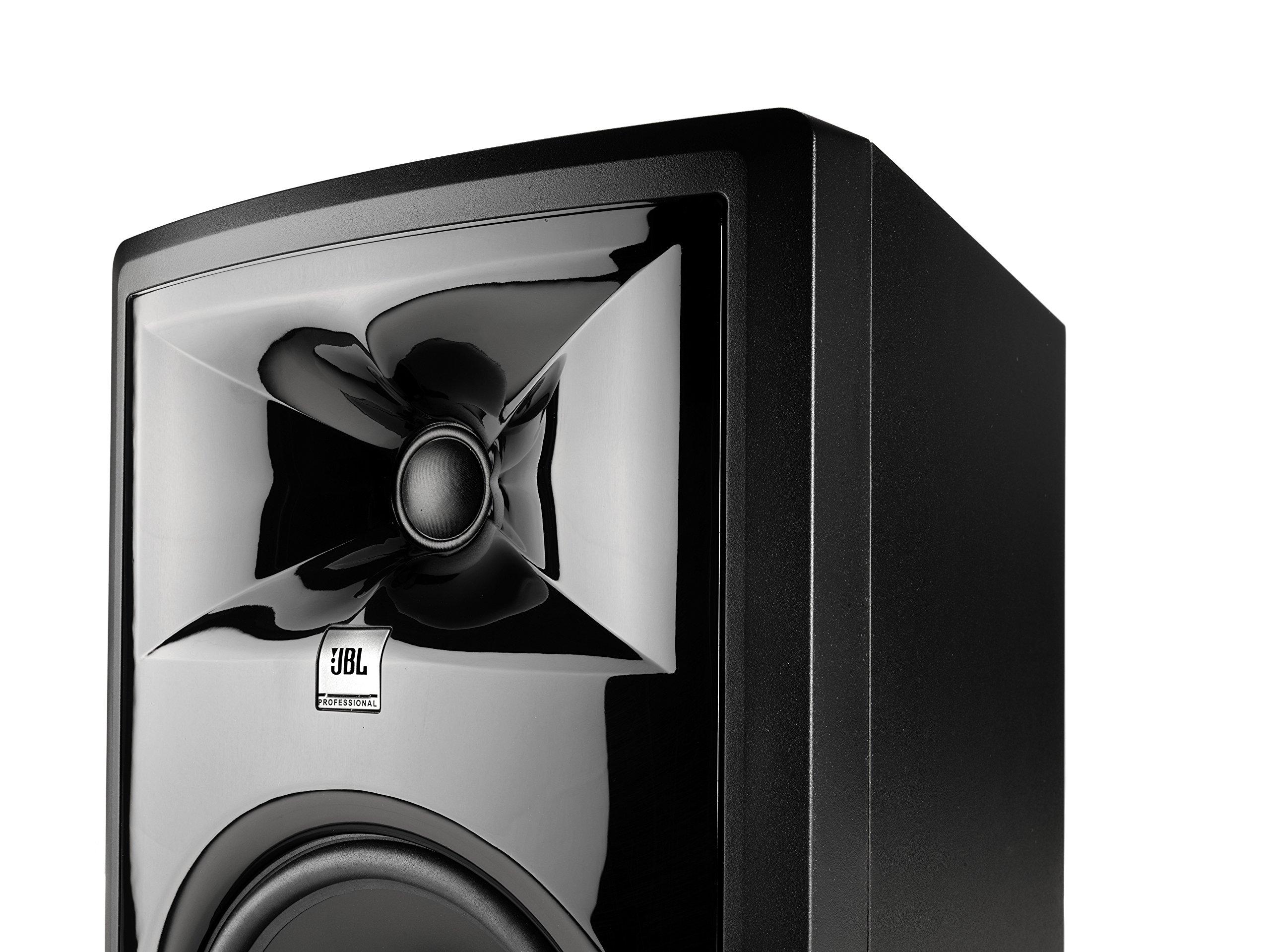 JBL 306P MkII 6'' 2-Way Powered Studio Monitor (new model) by JBL Professional (Image #3)