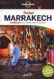 Marrakech. Con cartina