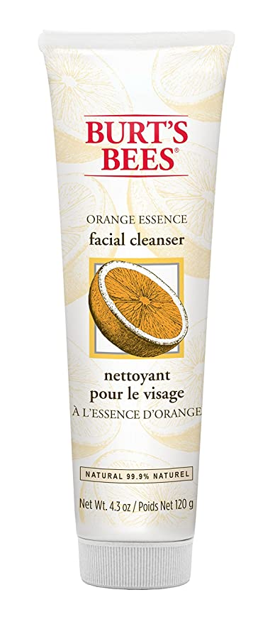 Facial Cleanser Orange Essence