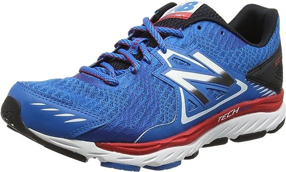 New Balance Running, Zapatillas Deportivas para Interior Hombre, Multicolor (Blue 400), 44.5 EU: Amazon.es: Zapatos y complementos