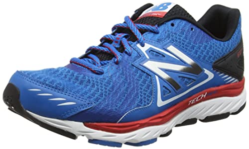 New Balance Running Scarpe Sportive Indoor Uomo Multicolore Blue 400 44.5 E