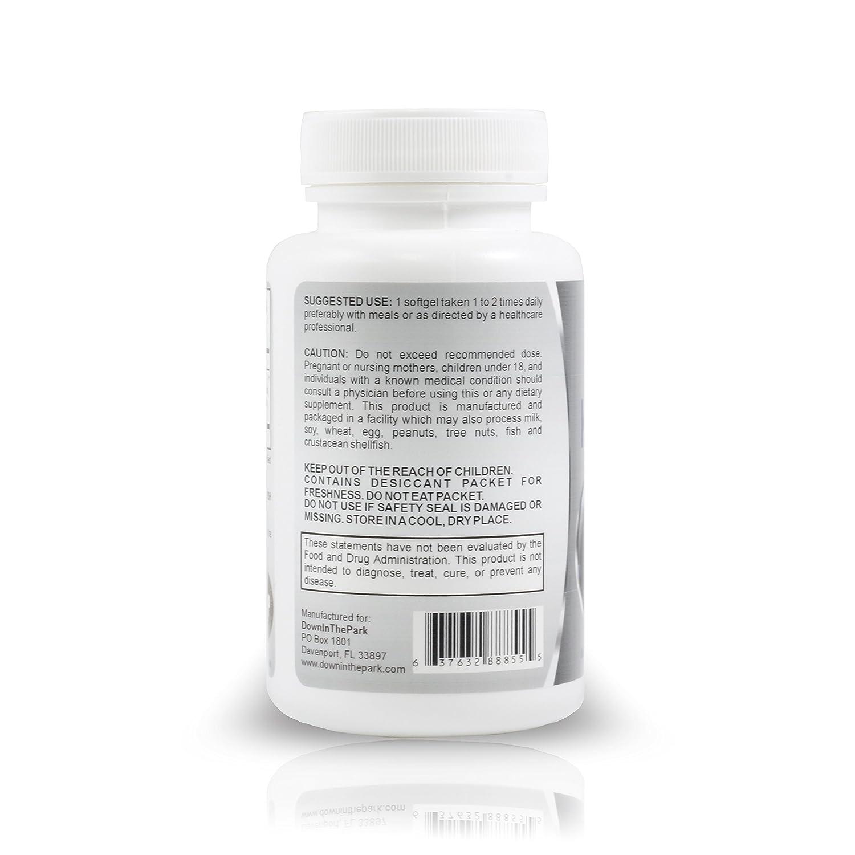 Burpless Cholesterol Balancing Astaxanthin Aftertaste Image 2