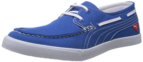 Puma Unisex Yacht CVS Canvas Sneakers Men's Sneakers at amazon