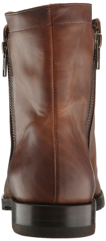 FRYE Women's Natalie Double Zip Boot Pressed B01MT5IP66 11 B(M) US|Whiskey Pressed Boot Full Grain 428efa