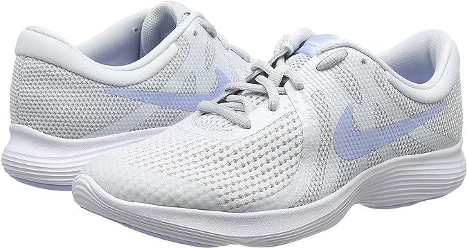 Nike Revolution 4 (GS), Zapatillas de Running para Niñas, Negro ...