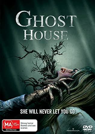 Ghost House Horror Movie Non Usa Format Pal Region 4 Import