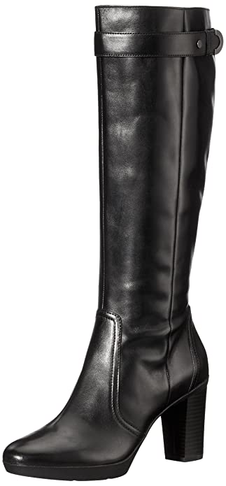 Geox Women's D Inspiration Plateau B Boots