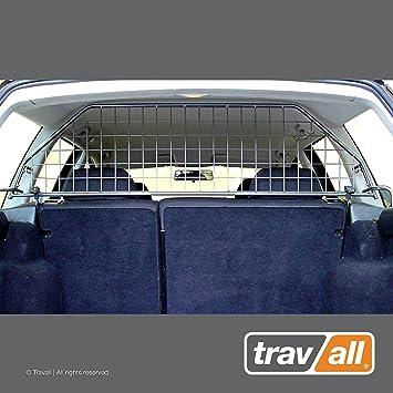 Travall Guard Hundegitter Tdg0401 Maßgeschneidertes Trenngitter In Original Qualität Auto
