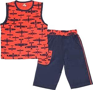 فيروشيو لباس من قطعتين - اولاد