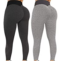 $34 » Reosse Leggings for Women - 2 Pack High Waist Yoga Pants for Women