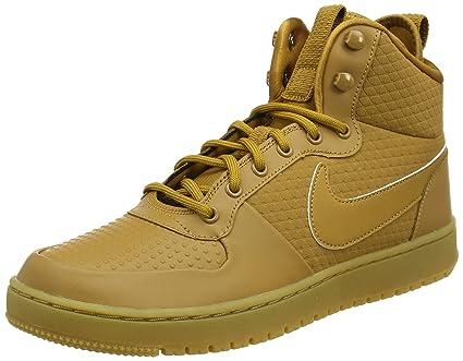 Mens Court Borough Mid Winter Basketball Shoes Nike EM31hA
