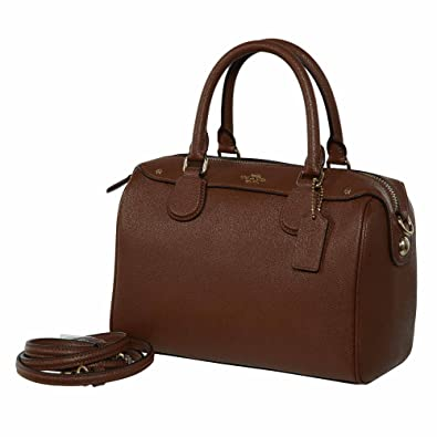 a3477578ae1f Amazon.com  Coach Women s Hand shoulder bag F57521 (brown)  Shoes