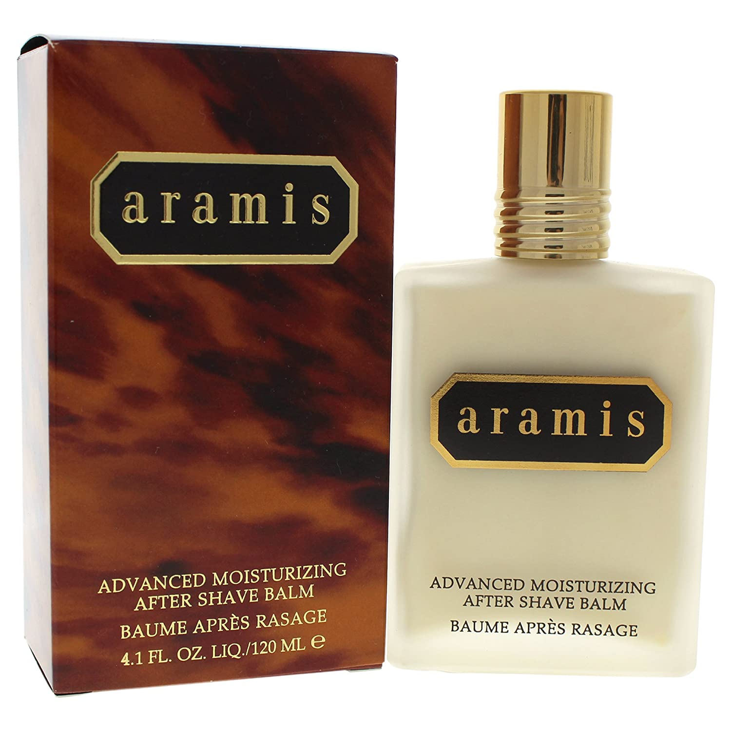 Aramis for Men Advanced Moisturizing Aftershave Balm 4.1-Ounce/120 Ml 180089