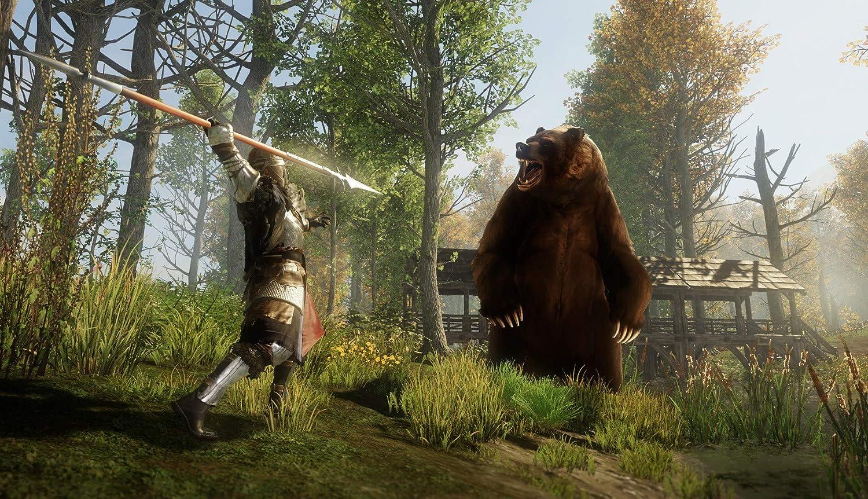 Presentazione di New World di Amazon Games