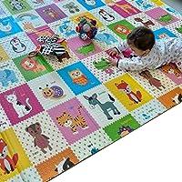 Mumfactory play mat | floor mat | baby play mat | playmat | 200*180*1.5 CM | Extra Thickness