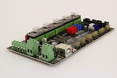 MKS Gen v1.4 Reprap Impresora 3d control para tevo Black Widow ...