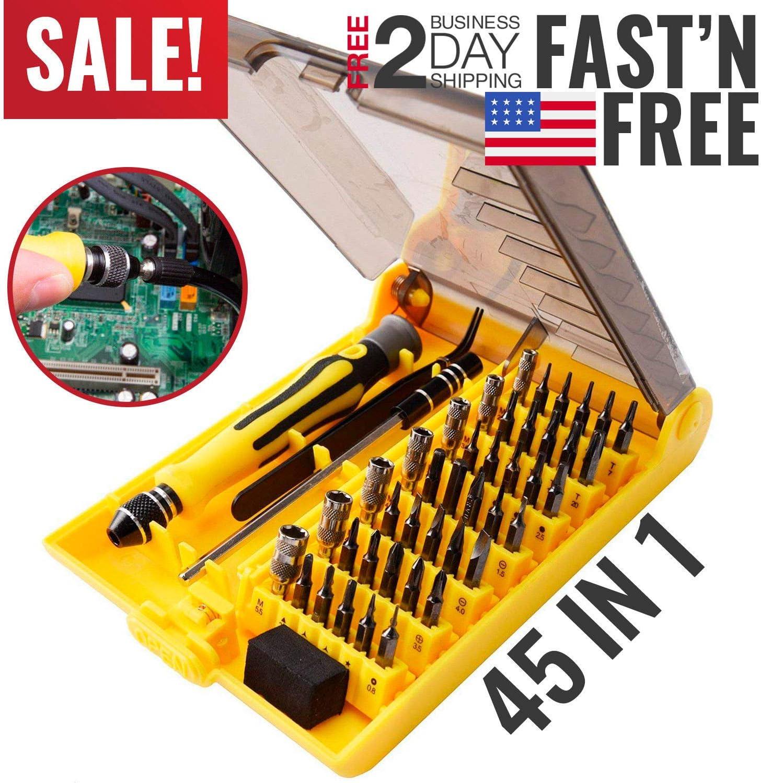 Precision 32 IN 1 Multi Small Precision Torx Screwdriver Bits Laptop Repair Tool
