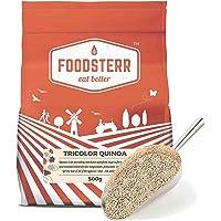 Foodsterr Tricolor Quinoa, 500g