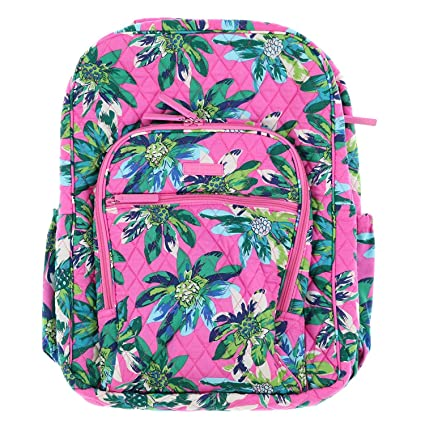 Amazon.com  Vera Bradley Large Campus Backpack (Tropical Paradise)   Computers   Accessories 0566c01d50ebf