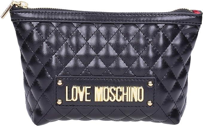 Love Moschino DONNA TROUSSE NERA JC5303PP08: Amazon.it
