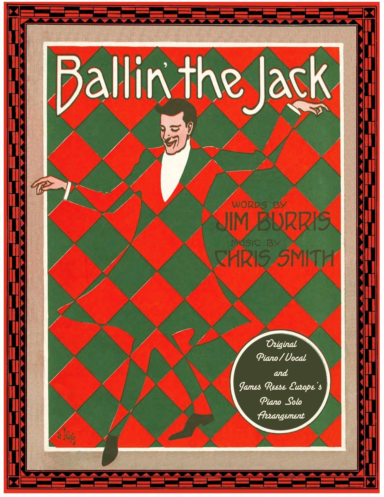 ballin the jack piano vocal and piano solo