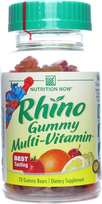 Nutrition Now Rhino Chewy Vitamins -- 60 Chews