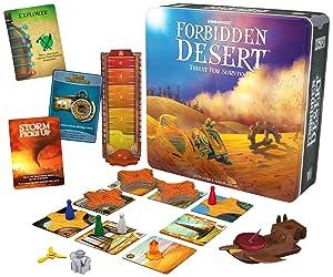 Forbidden Desert image