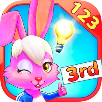 Amazon.com: Wonder Bunny Math Race: 3rd Grade App for Numbers ...
