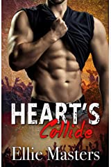 Hearts Collide: a Rock Star Romance (Angel Fire Book 3) Kindle Edition