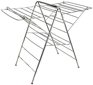 Bms Lifestyle Butterfly Steel Folding Drying Rack Steel Amazonin