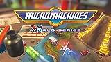 Micro Machines World Series - Retro Trailer