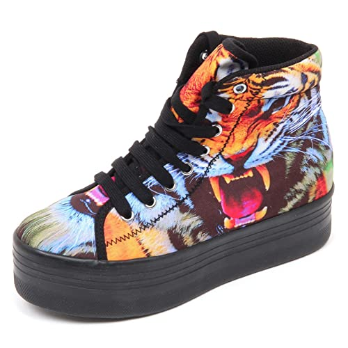 Sneakers multicolore per donna Jeffrey Campbell 21nEV