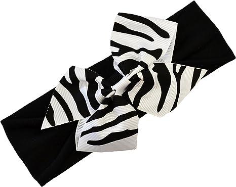 Infant Headband Z is for Zebra