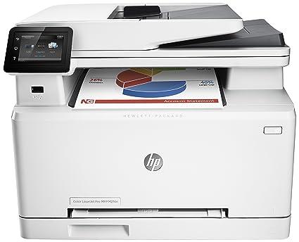 HP Laserjet Pro MFP M274n - Impresora con tecnología láser, Color ...