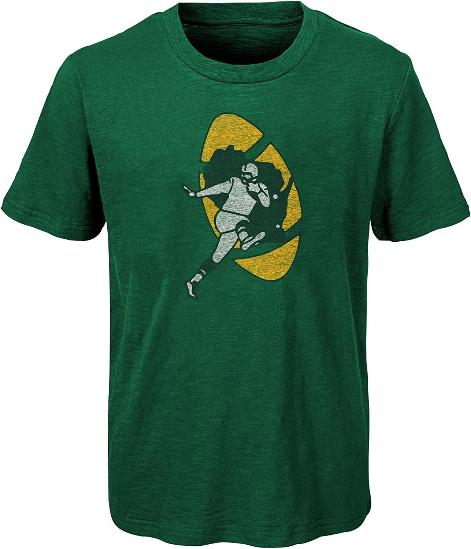 Outerstuff NFL Kids /& Youth Boys Vintage Logo Short Sleeve Tee