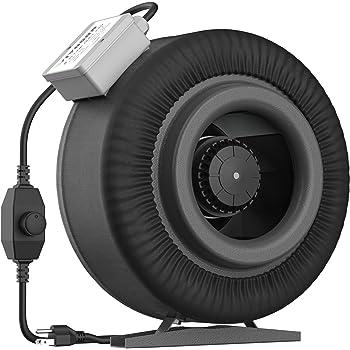 "Portable Ventilation Fan, 12"" Diameter - - Amazon.com"