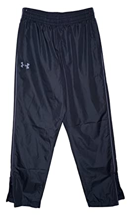 4108d653b Image Unavailable. Image not available for. Color  Under Armour Men s Vital Woven  Pants loose black 1308359 medium