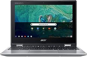 Acer Chromebook Spin 11 Intel Celeron 1.1GHz 4GB RAM 32GB Flash Chrome OS (Renewed)