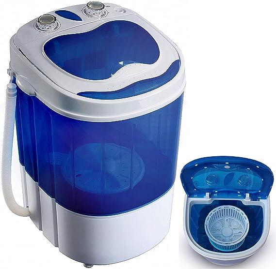 Waschmaschine Waschautomat Spinnprogramm Washer Spinner Campingplatz bis 3kg