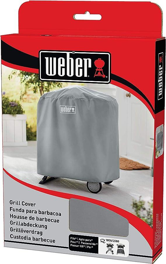 BBQ Abdeckung Grill Abdeckhaube Cover Für Weber Q100 1000 Series BBQ Grill