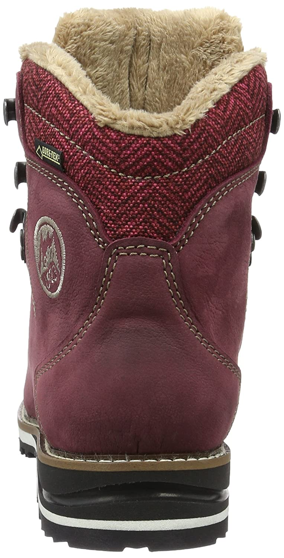 Lowa Wendelstein Warm Gtx, Chaussures de Randonnée Hautes Femme: : Chaussures et Sacs