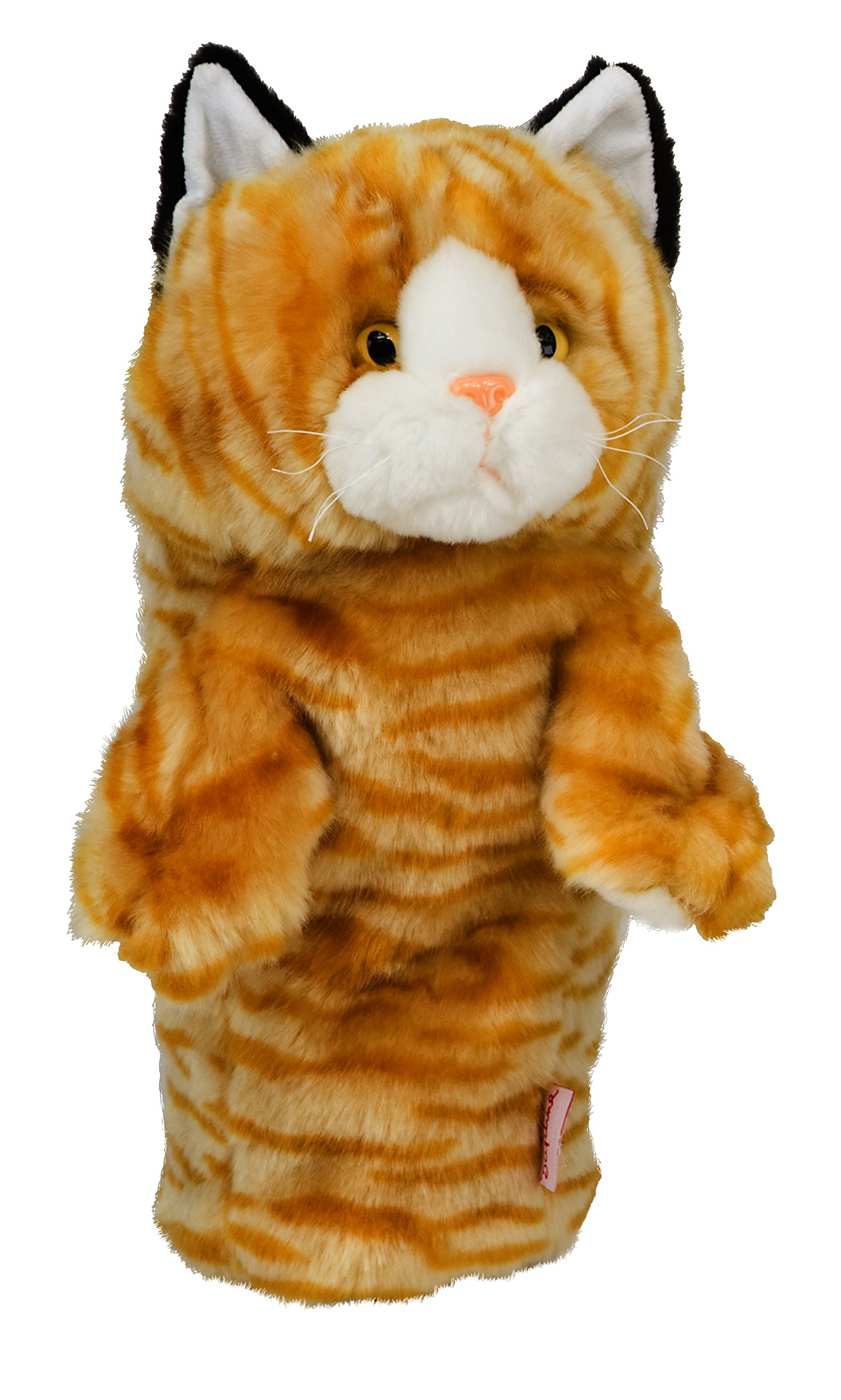 Oversized Calico Cat Golf Head Cover