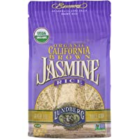 Lundberg Organic California Brown Jasmine Rice, 32 Ounce